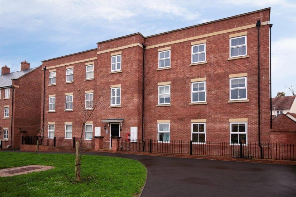 Barons Crescent, Trowbridge