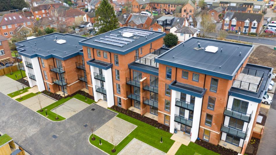 Riverside View, Barbel Court, Warbler Way, High Wycombe