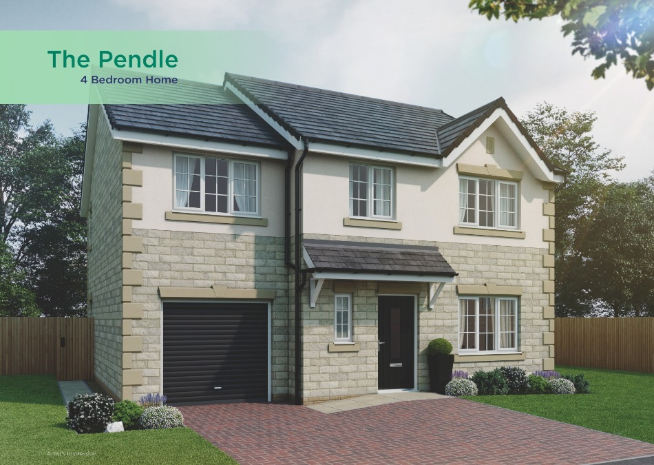 The Pendle, Pendleton Meadows, Ludlow Road, Clitheroe