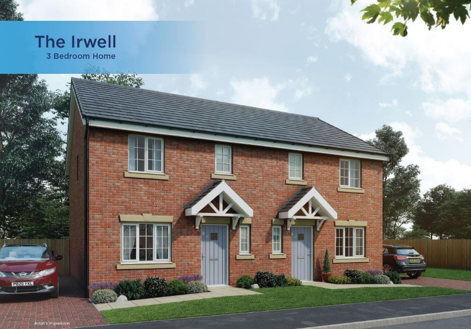 The Irwell, Woodland View, North View Fold, Wrea Green