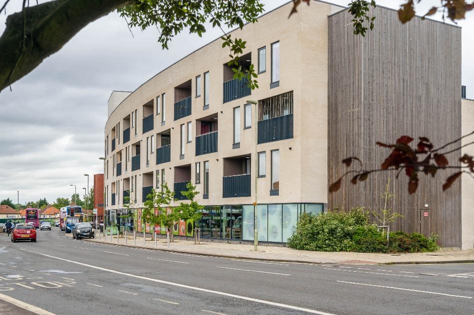 Barns Place, Barns Road, Oxford