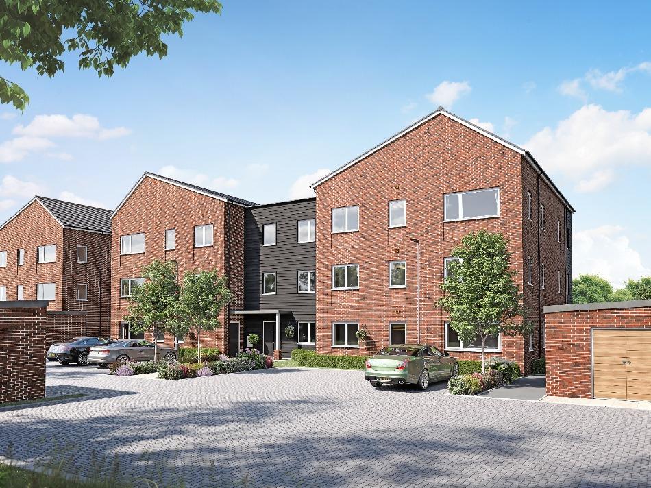 Willow Place, Winston House, Welwyn Garden City